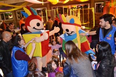 17.000 visitants han passat pel 32è Saló de la Infància