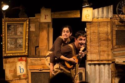 'La gallina dels ous d'or', el 10 de febrer al Teatre Municipal l'Ateneu