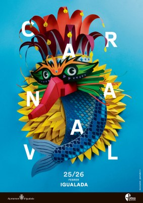 3.000 persones i 25 comparses a la Rua de Carnaval 2017