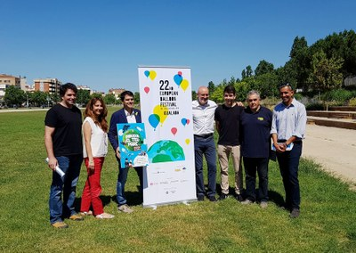 A les portes del 22è European Balloon Festival