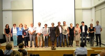 Acte inaugural del curs 2014/2015