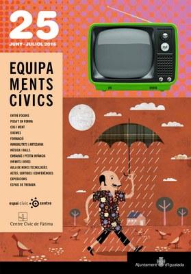 Activitats d'estiu als equipaments cívics municipals