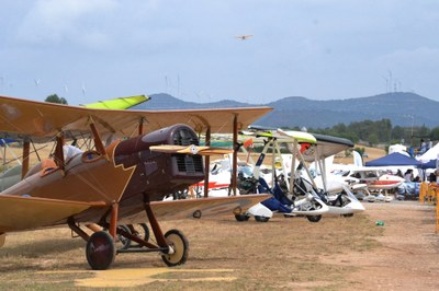 Aerosport celebra enguany el seu 25è aniversari