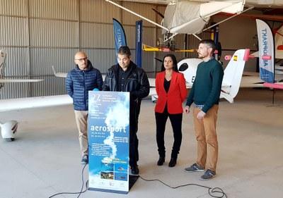 Aerosport viurà aquest 2019 la seva 27a edició