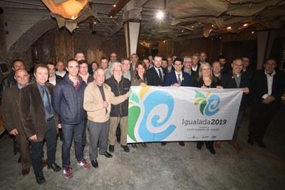 Ajuntament i clubs sumen forces per ser Ciutat Europea de l'Esport