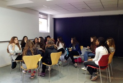 Alumnes d'Igualada es formen en la mediació de conflictes