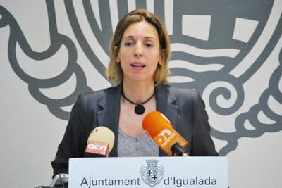 Àngels Chacón, nova consellera d'Empresa de la Generalitat