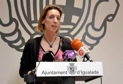 Àngels Chacón, nova directora general d'Indústria