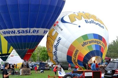 Aquesta setmana, European Balloon Festival a Igualada