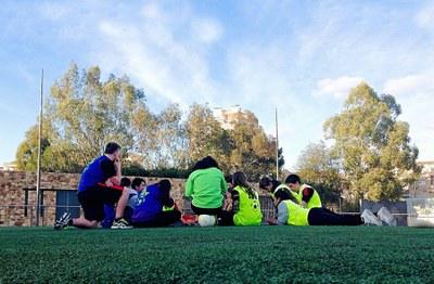 Arrenca la cinquena edició de Futbol i Valors