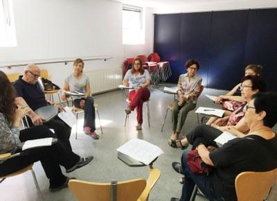 Arrenca un nou Grup de Suport Emocional i d'Ajuda Mútua
