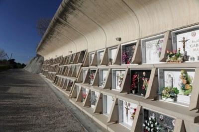 Arrenquen les obres del crematori del Cementiri Nou