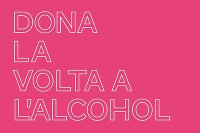 Arriba a Igualada l'exposició 'Dona la volta a l'alcohol'