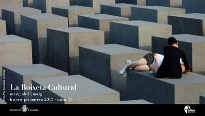 Arriba la Boixeta Cultural de primavera