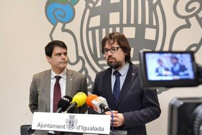Auditoria per avaluar el servei de bus Igualada-Barcelona