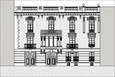 Avantprojecte per l'alberg de pelegrins de Cal Maco