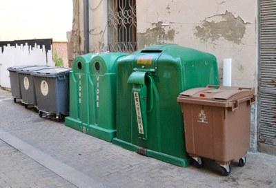 Reduccions en la taxa d'escombraries per persones grans