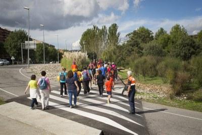 Caminades guiades per fomentar l'activitat física