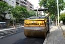 Campanya d'asfaltat a partir de l'abril