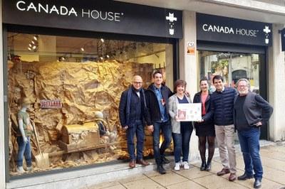 Canada House, millor aparador comercial de la Mostra Igualada 2019