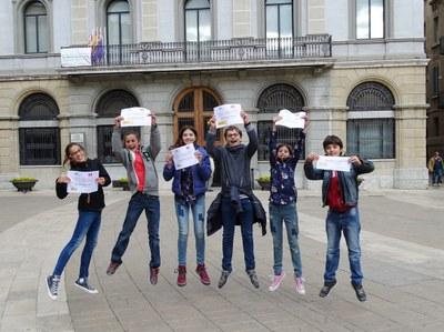 Carla Bisbal i Martí Rossell guanyen el concurs de crítica de La Mostra d'Igualada