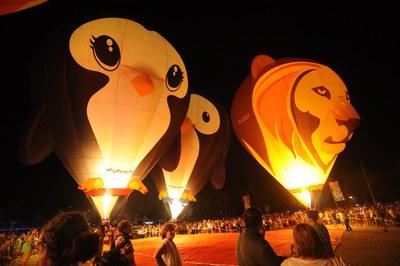 Carles Figueras guanya l'European Balloon Festival
