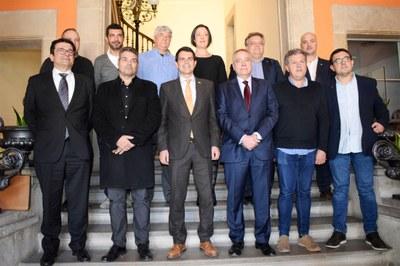 Col·laboració de la MICOD amb el Consorci de la Zona Franca