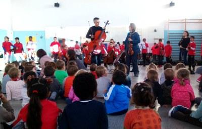 Concert dels alumnes del Gabriel Castellà