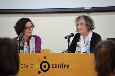 Conferència institucional amb motiu del 8 de Març