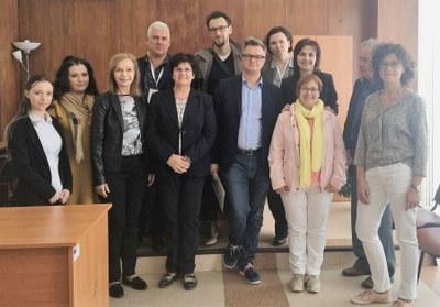 Conferència internacional sobre serveis socials a Aksakovo
