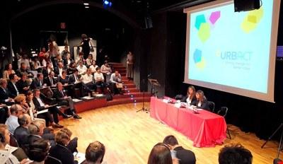 Conferència sobre l'atractiu i la vitalitat de ciutats petites i mitjanes