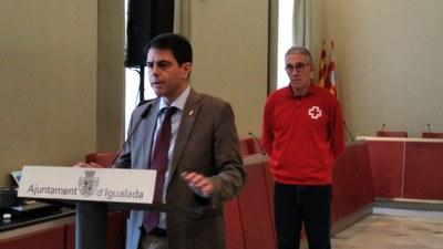 Consens institucional respecte de les mesures socials per als habitants de la Conca d'Òdena durant el confinament