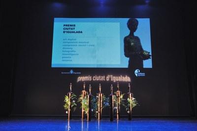 Convocats els Premis Ciutat d'Igualada i l'ajut Igual'ART