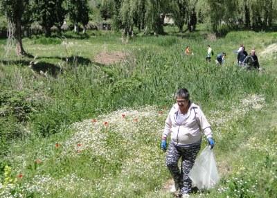 Del 10 al 12 de maig, Igualada de suma al 'Clean-Up Day'