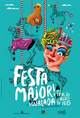 Del 17 al 24 d'agost, Festa Major d'Igualada