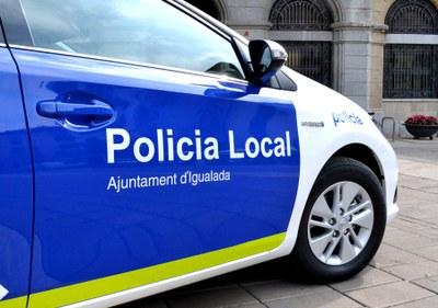Detingut un conductor després d'una persecució policial