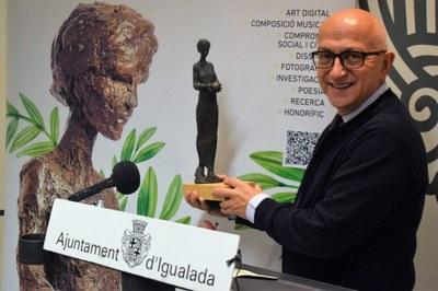 Diumenge, gala de lliurament dels Premis Ciutat d'Igualada