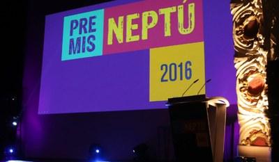Diumenge vinent, acte de lliurament dels Premis Neptú