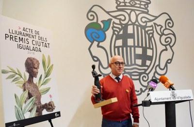 El 18 de novembre, 23a edició dels Premis Ciutat d'Igualada