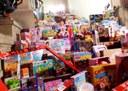 El 21 de desembre, marató de recollida de joguines de Creu Roja Anoia