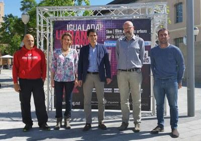 El 23 de maig, Igualada Urban Running Night Show
