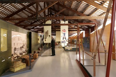 El 3 de juny, visita guiada i gratuïta al Museu de la Pell
