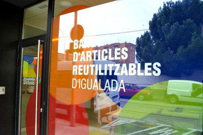 El Banc d'Articles Reutilitzables obre portes