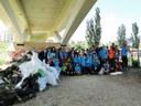 El Clean-Up Day retira 850 quilos de residus del riu Anoia