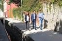 El conseller Damià Calvet anuncia l'elaboració d'un pla director urbanístic per al barri del Rec
