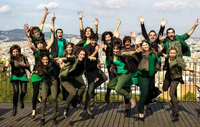El grup Ol'Green i la Coral Gatzara engeguen la Primavera Gran