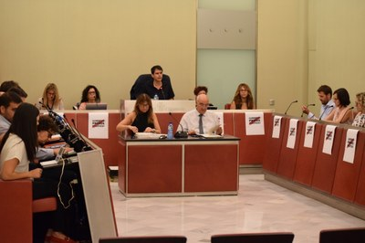 El Ple aprova el pressupost de l'Ajuntament d'Igualada per a l'any 2020