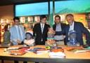 El president Puigdemont visita Igualada