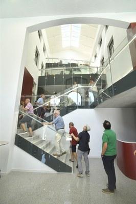 El president Quim Torra participarà dissabte a la jornada de portes obertes a la Teneria
