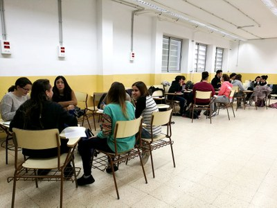 El programa coeducatiu de la MICOD, a escola i instituts de la Conca